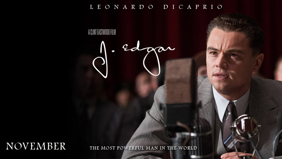 "NEW ""J. Edgar"" Trailer 