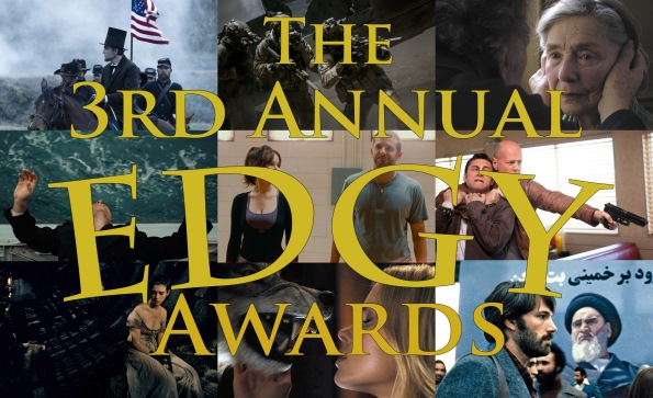 The 3rd Annual Edgy Nominations
